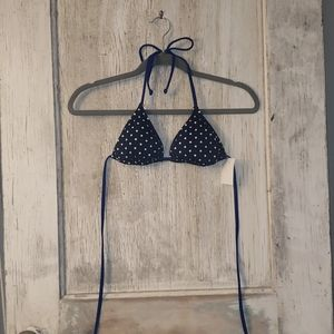 J. Crew bikini top